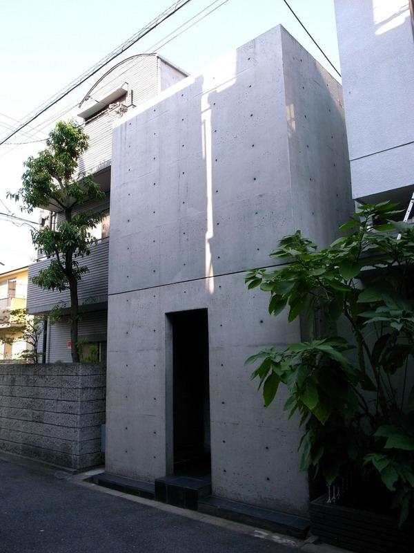 Azuma House Japan by Tadao Ando 06