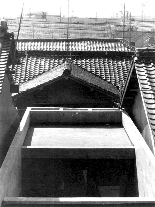 Azuma House Japan by Tadao Ando 07-1