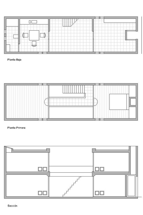 Azuma House Japan by Tadao Ando 11