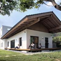 Cherry Blossom House | Nhà ở Hàn Quốc - TRU Architects