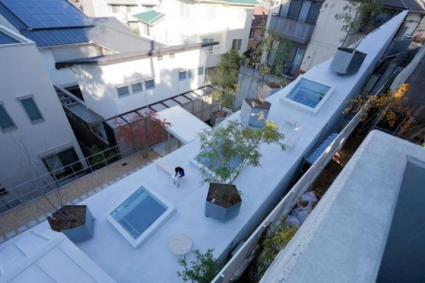 Sou Fujimoto Architects . House K . nishinomiya (16)2