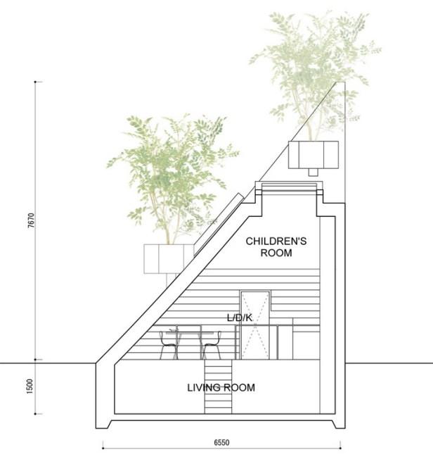 Sou Fujimoto Architects . House K . nishinomiya (24)