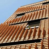 Brick Pattern House | Nhà ở Tehran, Iran - Alireza Mashhadmirza