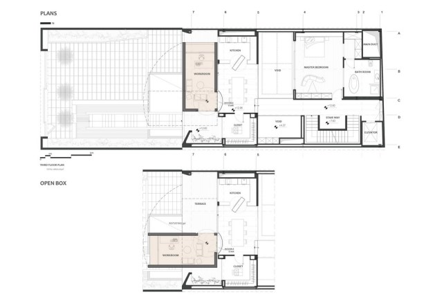sharifi-ha-house-nextoffice-alireza-taghaboni_third_floor_plan