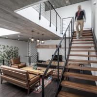 Nhà phố 7,0×18 ở Hà Nội – AHL Architects Associates