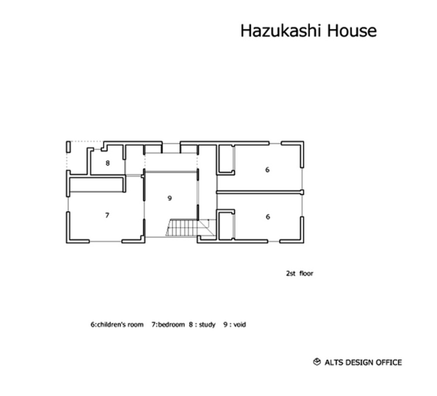 hazukashi-house-alts-design-office_floor_2
