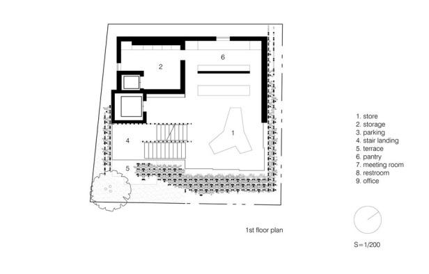 sunnyhills-at-minami-aoyama-kengo-kuma-associates_first_floor_plan