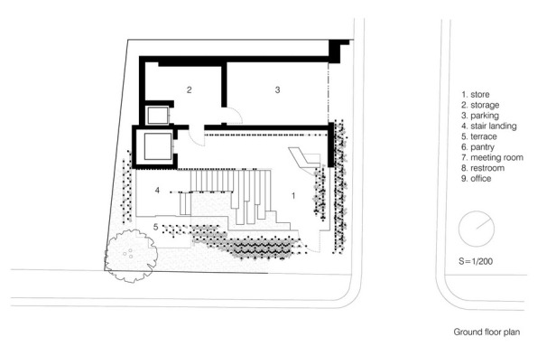 sunnyhills-at-minami-aoyama-kengo-kuma-associates_ground_floor_plan