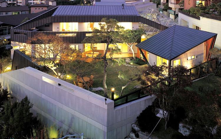 Nok Sung Hun Nha O Sungnam Han Quoc Iroje Khm Architects Kien - Bu-yeon-dang-by-iroje-khm-architects
