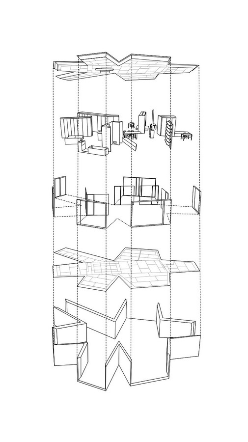 chameleon-house-petr-hajek-architekti_15_explosion_axo