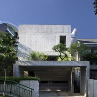 Namly House | Nhà ở Singapore – CHANG Architects