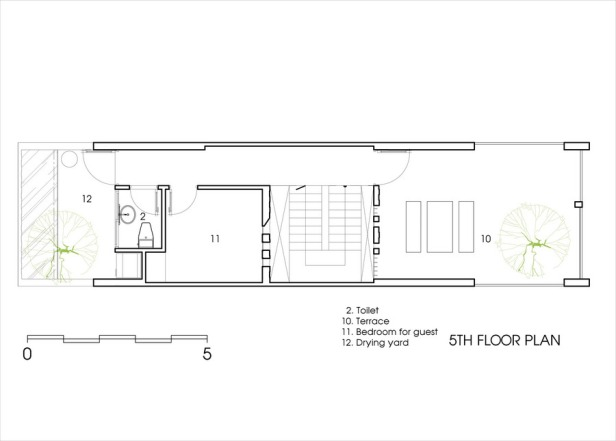 the-gills-cong-sinh-architects_5th_floor_plan