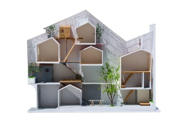 saigon-house-a21studio_model2