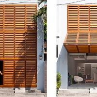 Nhà phố ở Q.7, Tp. Hồ Chí Minh - MM++ Architects