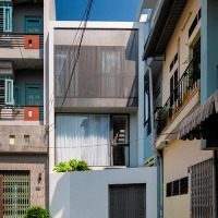 Long House | Nhà ở Việt Nam - MD Studio
