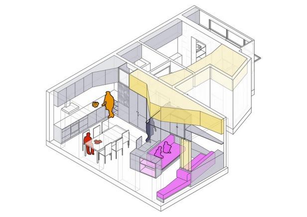 MIEL-PISO_PUJADES11_diagram