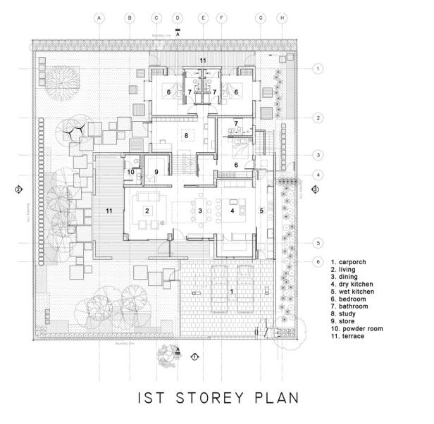 19_sunset_place_-_1st_Storey_Plan