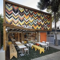Padarie Cafe ở Porto Alegre, Brazil – CRIO Arquiteturas