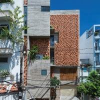 Chi House | Nhà ở Q. Phú Nhuận, Tp. Hồ Chí Minh - G+ Architects