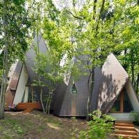 Nasu Tepee | Nhà ở Tochigi, Nhật Bản - Hiroshi Nakamura & NAP Architects