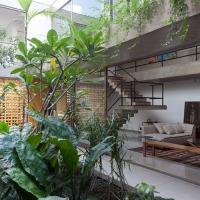 Jardins House | Nhà ở São Paulo, Brasil - CR2 Arquitetura