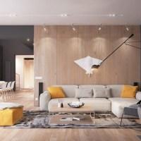 [Concept] Scandinavian Residence | Căn hộ ở Minsk, Belarus - ZROBYM Architects