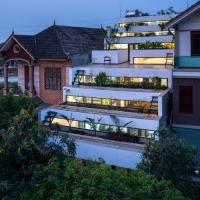 Terraces Home   Nhà ở Hà Tĩnh - H&P Architects