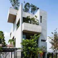 Binh House | Nhà ở Quận 2, TP. Hồ Chí Minh - Võ Trọng Nghĩa Architects