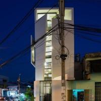 The Torn Paper House | Nhà ở Gò Vấp, Tp. Hồ Chí Minh - NatureArch Studio [Updated]