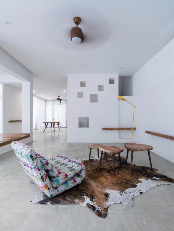 T4 House | Nhà ở Tây Hồ, Hà Nội – Landmak Architecture