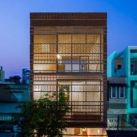 Apartment in Bình Thạnh | Tp. Hồ Chí Minh – Sanuki Daisuke Architects