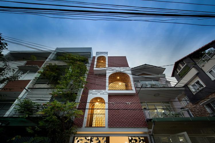 Backyard House | Nhà ở Phú Nhuận, Tp. HỒ Chí Minh – AD+ Studio